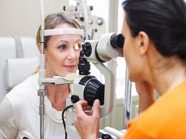 enfermedades de la vista a los 40