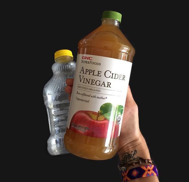 Beneficios del Vinagre de Sidra de Manzana Orgánico