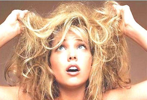 tratamiento para el cabello maltratado seco y quebradizo