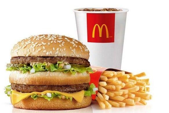 Porque no comer en McDonald's