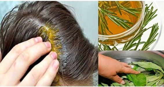 Como colorear su cabello naturalmente