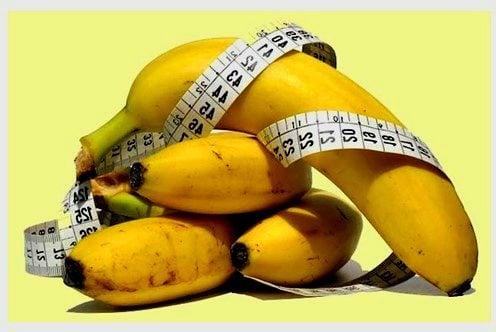Dieta del plátano y avena