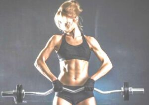 Cuerpo Fitness mujer
