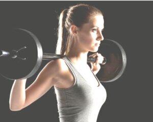 Cuerpo Fitness femenino