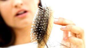 caída del cabello por estres