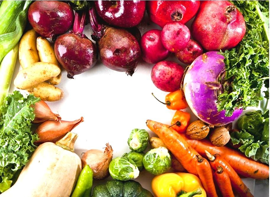 magnesio para veggies alimentos