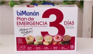 Dieta Bimanan pro
